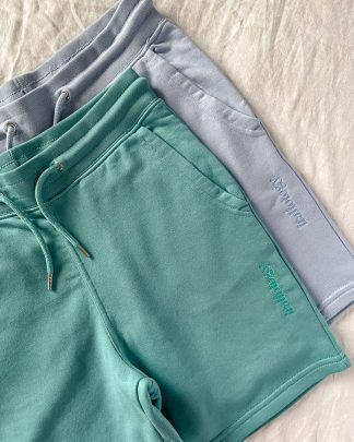terry cotton shorts